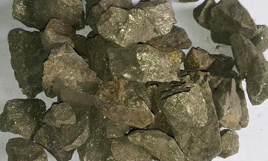 铸造用硫化铁
